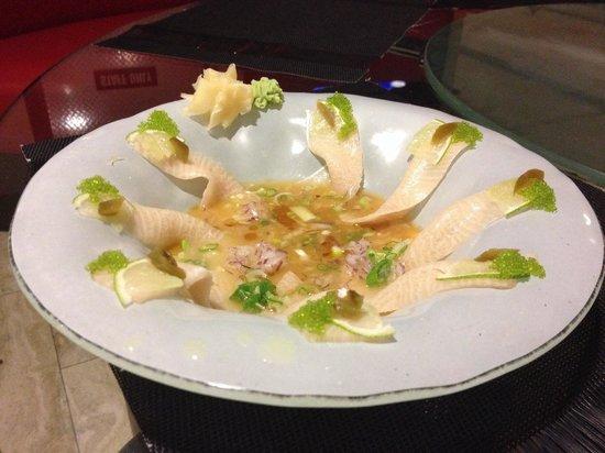 ... hamachi carpaccio at sushi raku hamachi carpaccio hamachi carpaccio