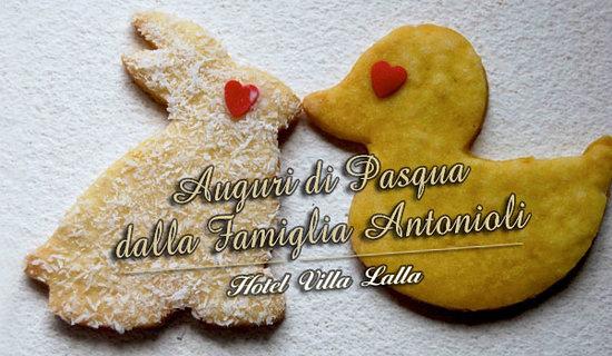 Villa Lalla: Auguri Pasqua 2014