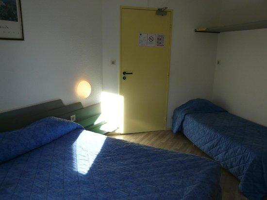 Cat'Hotel: chambre