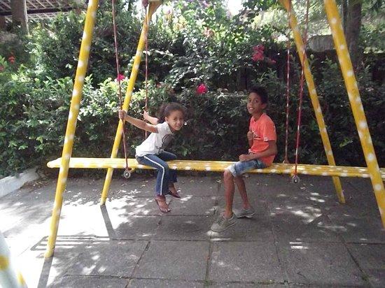Pousada da Marcia : Playground
