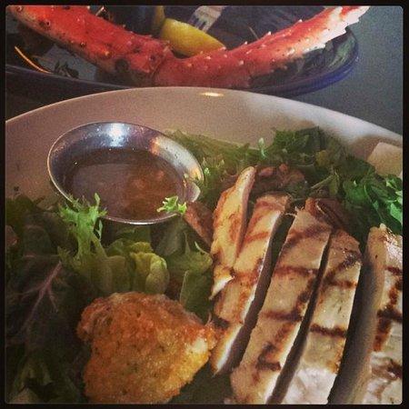 Lavelle's Bistro : Salad!