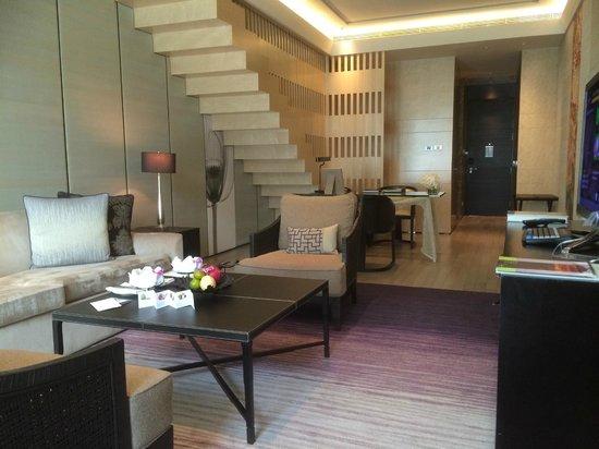 Das wohnzimmer picture of siam kempinski hotel bangkok bangkok
