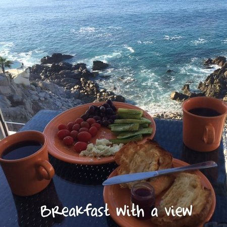 Welk Resorts Sirena Del Mar: View from Building 1- 4th Floor (1402)