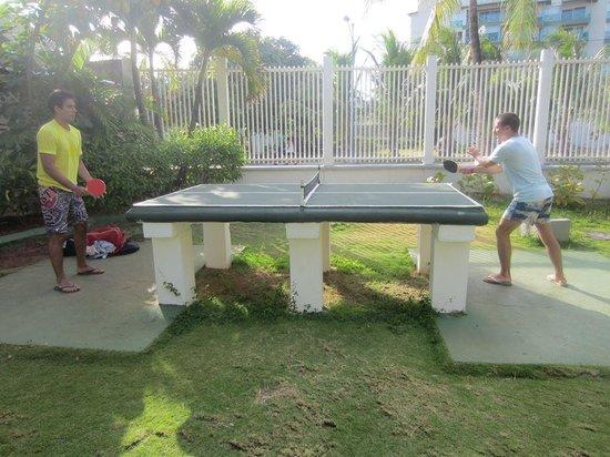 Royal Decameron Aquarium: Ping Pong
