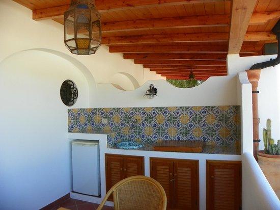 Angolo Cottura In Veranda : Veranda con angolo cottura foto di casa arcada bed and breakfast