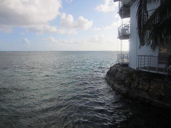 Royal Decameron Aquarium: Vista exterior