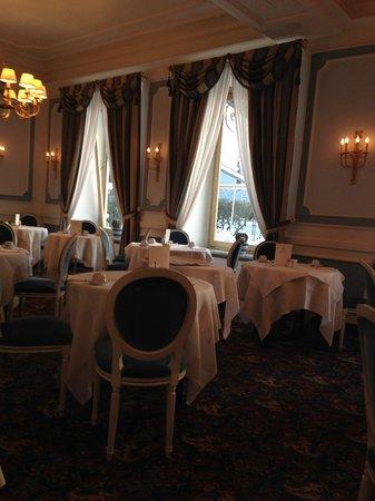 Grand Hotel Miramare : Sala ristorante