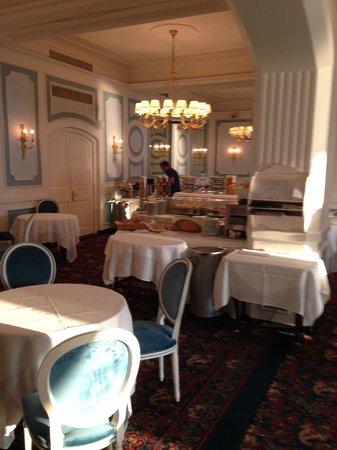 Grand Hotel Miramare: sala ristorante