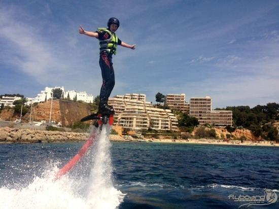 Flyboard Mallorca: April 2014