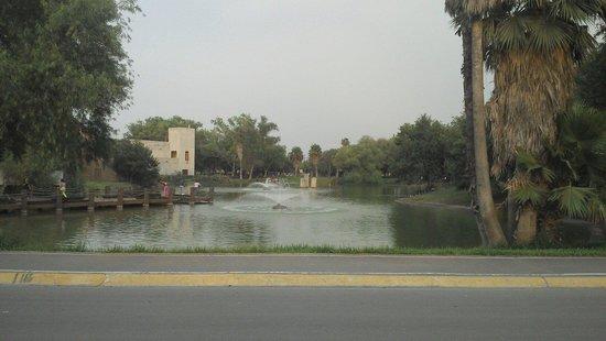 Parque Ninos Heroes: Lago