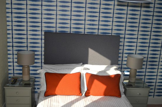 The Inn at Bedruthan: Tastefully refurbished rooms