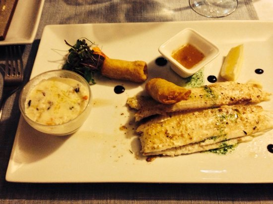L'Effet Mer: The Best Dover Sole��