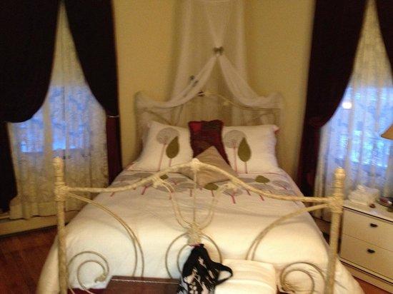 Le Martin Pecheur : Ma magnifique chambre!