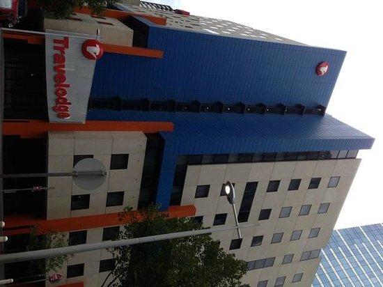Travelodge Hotel Melbourne Southbank: Außenansicht