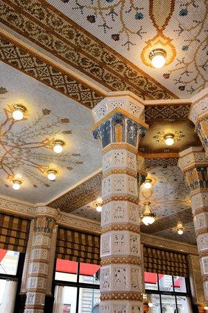 Art Deco Imperial: Breakfast Area