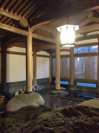 Arai Ryokan: 温泉 大浴場