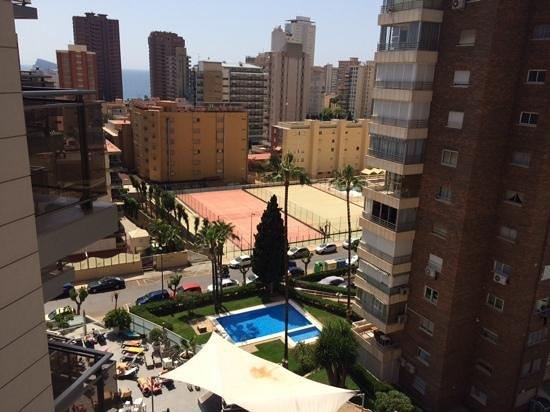 Sandos Monaco Beach Hotel & Spa: view from 807
