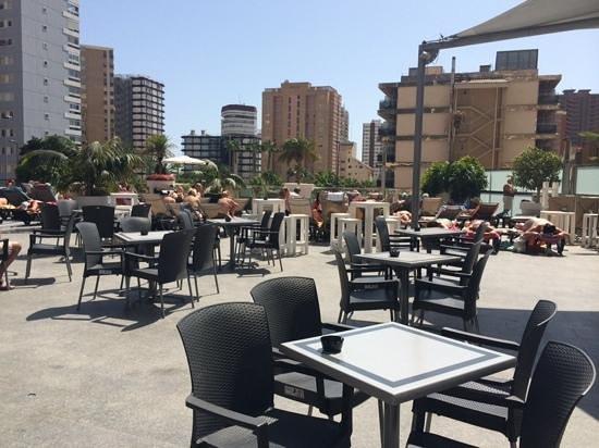 Sandos Monaco Beach Hotel & Spa: terrace