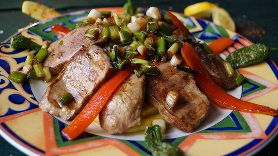Cantina Alicante : Solomillo estilo albañil.Mejicano en Alicante Comida Mejicana.