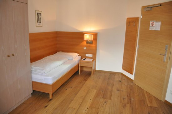Hotel Teutschhaus: Einzelzimmer