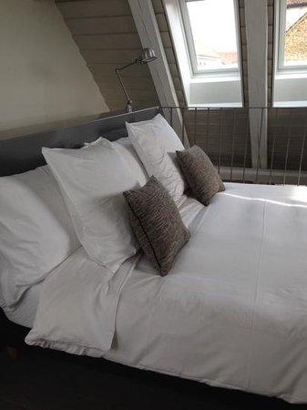 L'Eau Forte: camera da letto loft