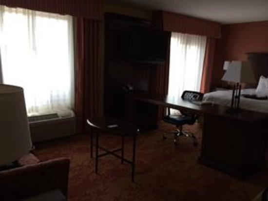 Hampton Inn & Suites Denver Highlands Ranch: Room