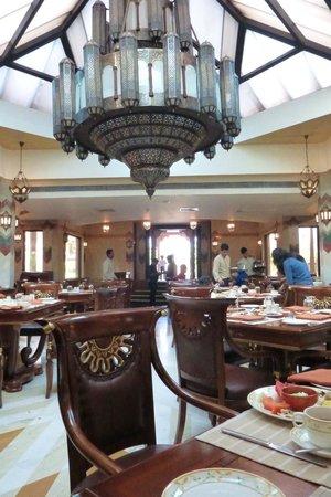 Wyndham Grand: Frühstücksaal