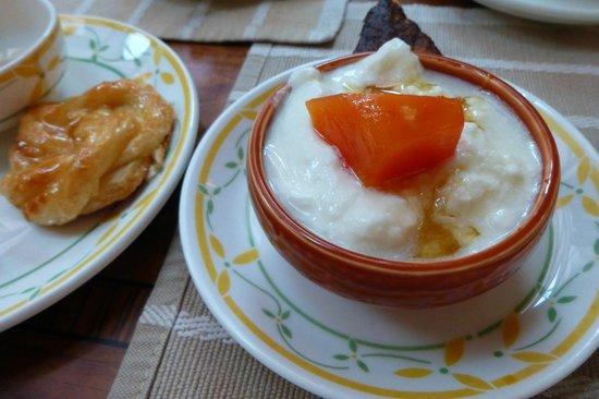 Wyndham Grand: Frühstück
