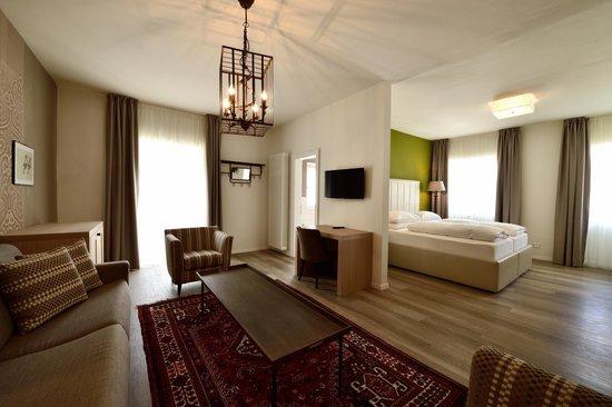 Hotel Teutschhaus: Grüne Suite