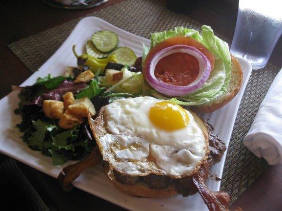 Napa Valley Burger Company: Burger heaven