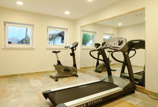 Hotel Teutschhaus: Fitnessraum