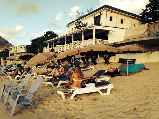 Love: The Beach Scene