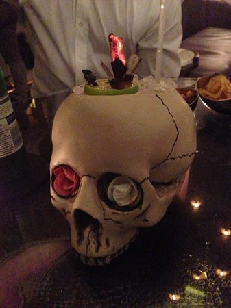 The Langham, London : yummy tequila based cocktail