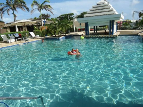 Brickell Bay Beach Club & Spa: Piscina