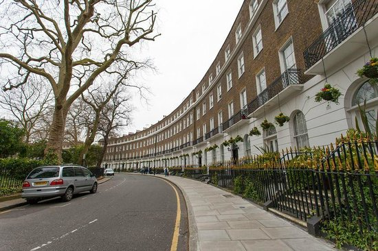 Studios2Let Serviced Apartments - Cartwright Gardens: Street View