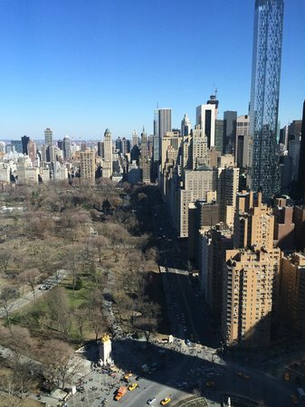 Mandarin Oriental, New York : Total WOW view