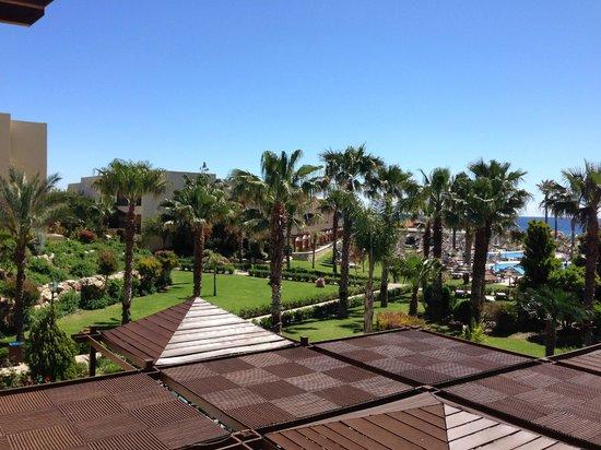 Atlantica Club Aegean Blue: Outside Bar Balcony