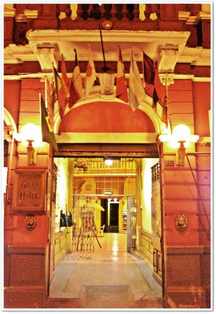 Gran Hotel gateway