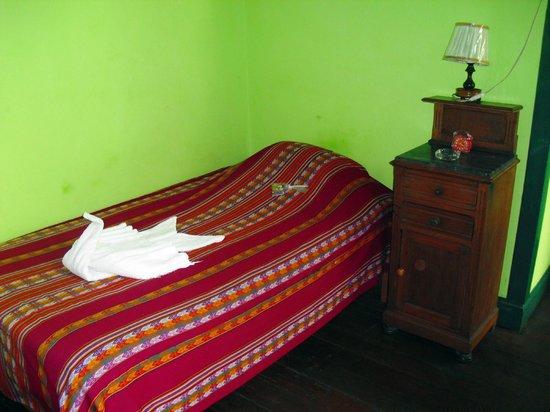 Gran Hotel: single room