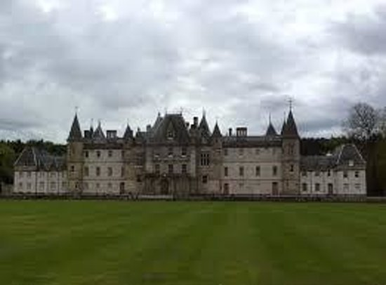 Callendar House: front view