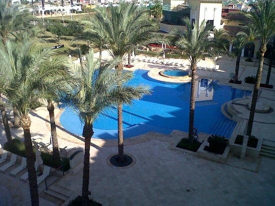 InterContinental Mar Menor Golf Resort & Spa: View from room 337