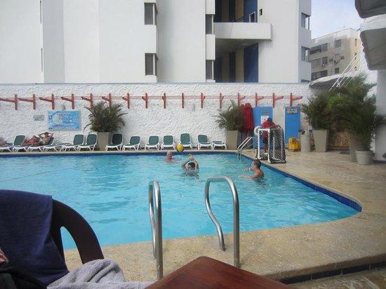 Decameron Cartagena: Waterpolo