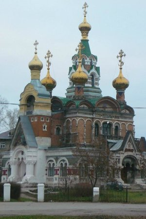 Chapayevsk, Russland: Храм Сергия Радонежского