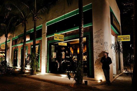 La Bodeguita Del Medio Playa Del Carmen Menu Prices Restaurant Reviews Tripadvisor