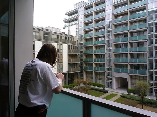Your Home from Home - Spencer Dock: Balcony View