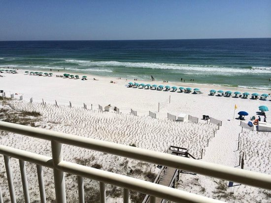 BEST WESTERN Ft. Walton Beachfront: View from room 604