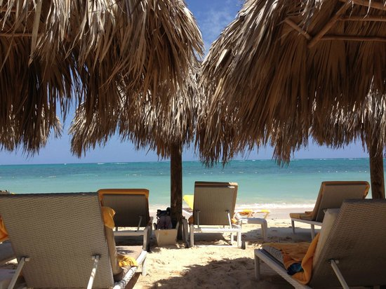 Iberostar Grand Hotel Rose Hall: Beach View