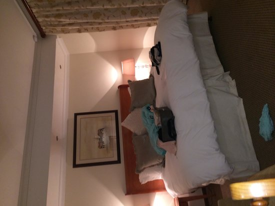 Glen Avon Lodge: So comfy