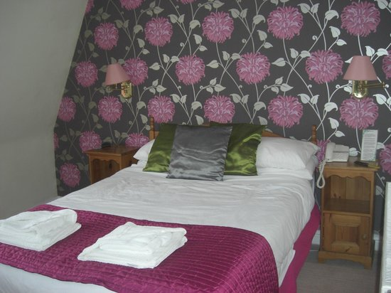 Tiffany's Hotel Blackpool : room