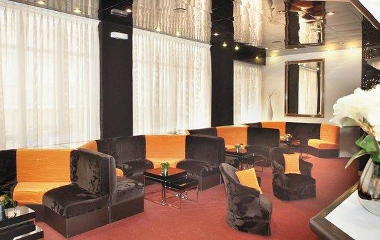 HOTEL ROC DE MASSABIELLE : Salon